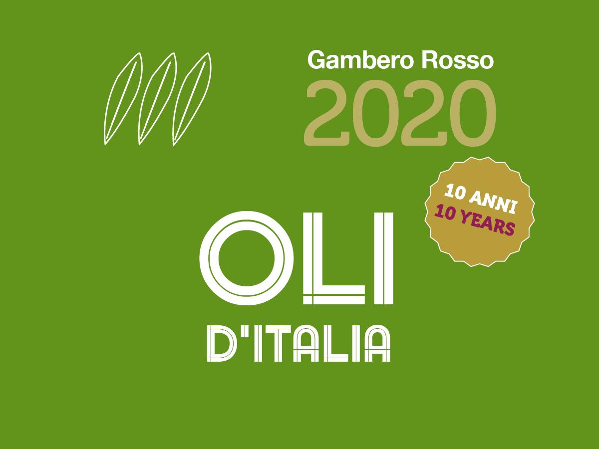 Oli d'Italia 2020 cover