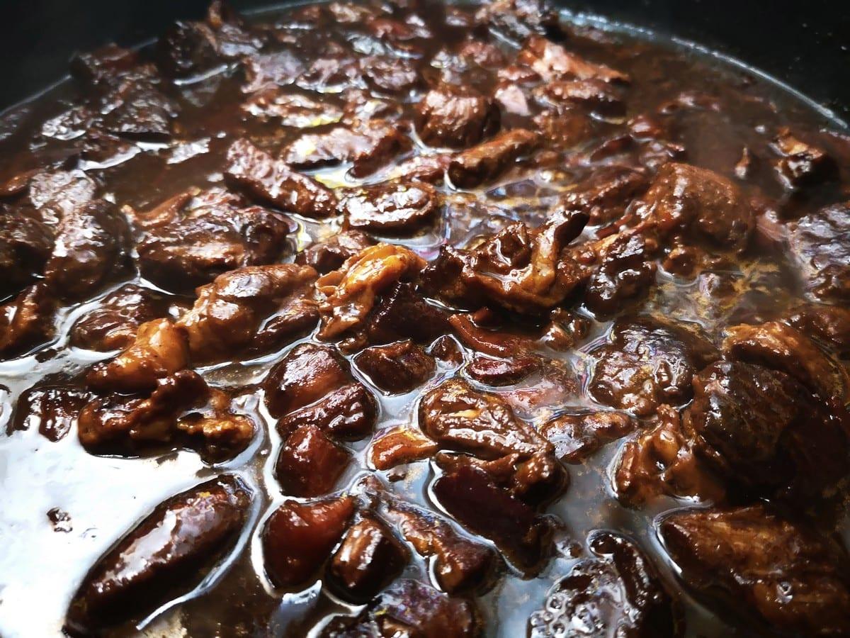 Sugo di carne ricetta