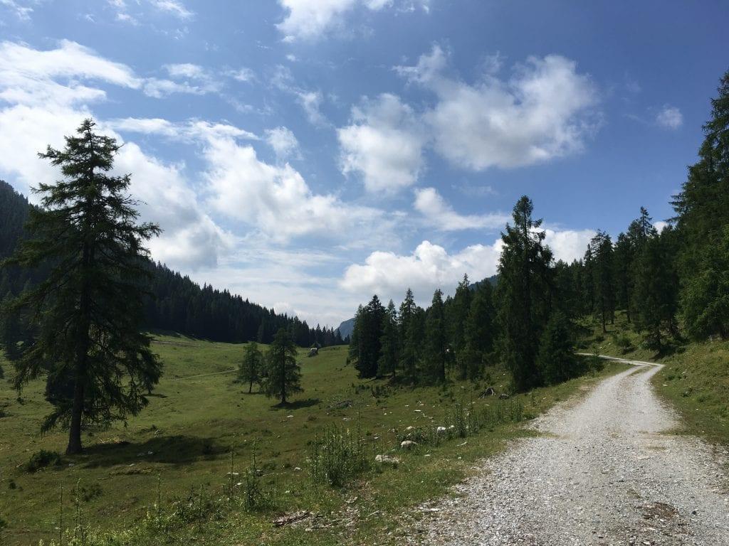 Altopiano di Egger Alm, Austria