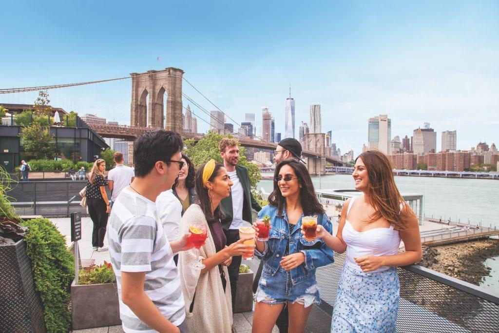 andiamo alla scoperta del nuovo Time Out Market New York. Rooftop_credit Ali Garber 2