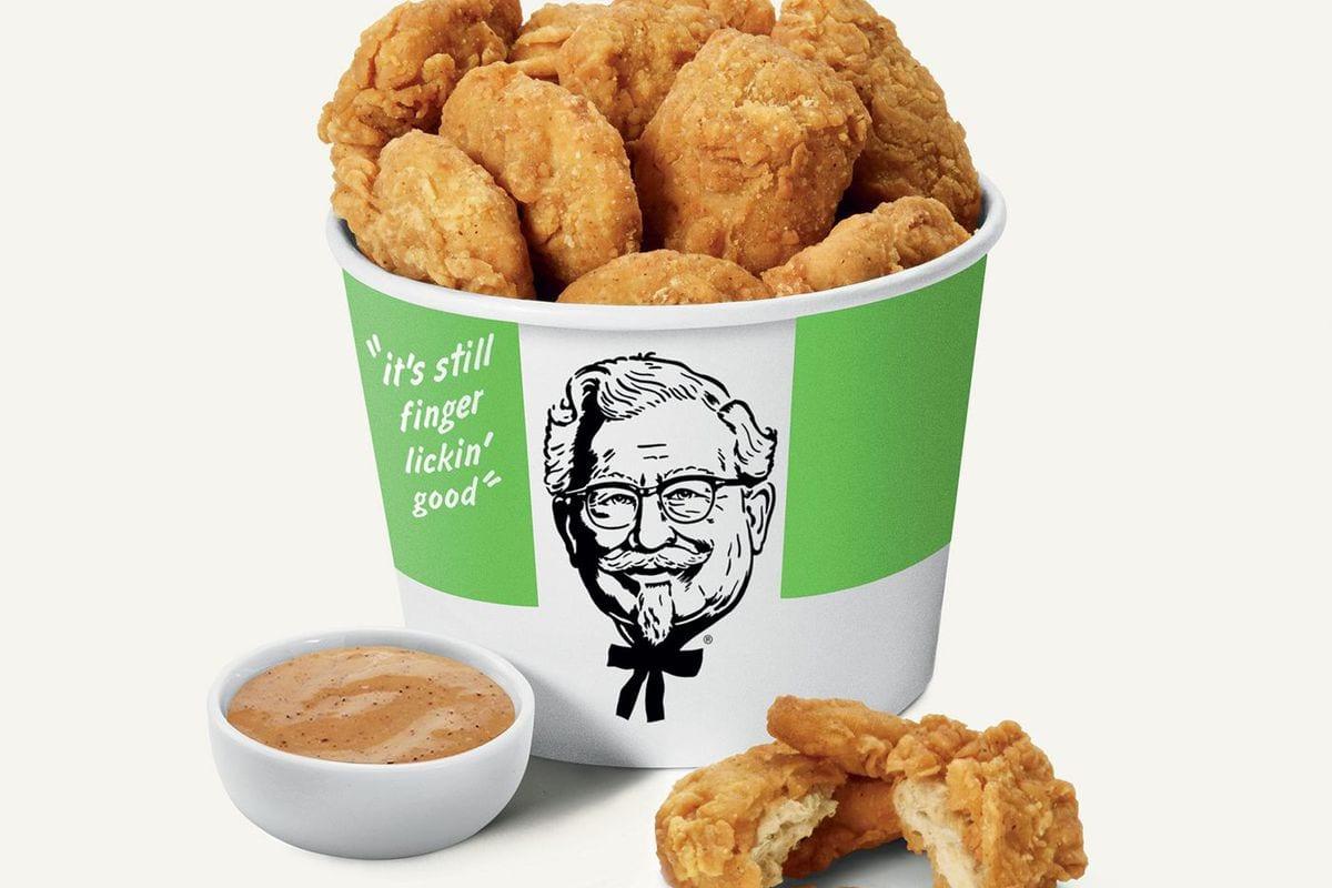 kfc pollo fritto vegetale