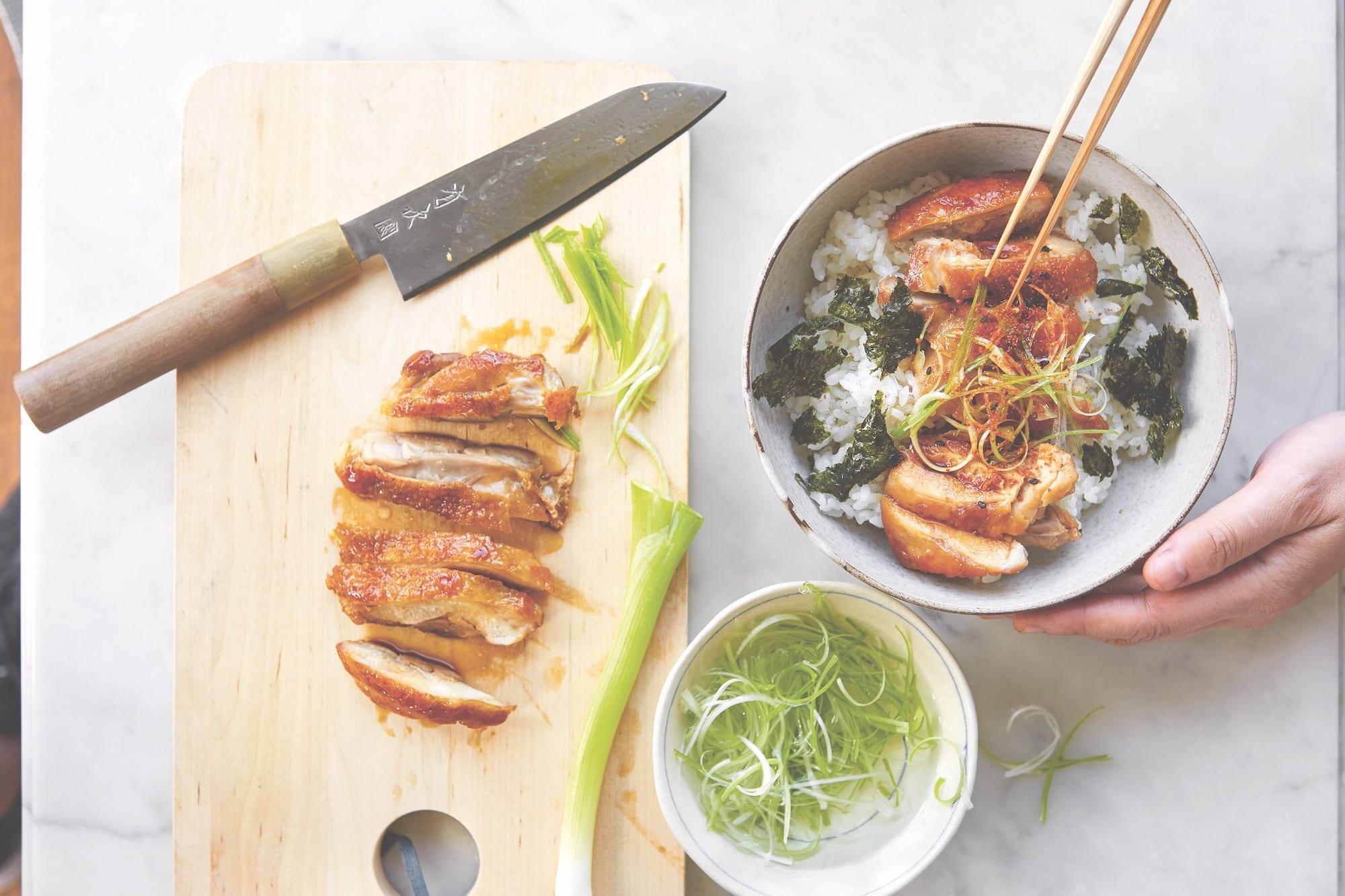 Cucina giapponese Teriyaki