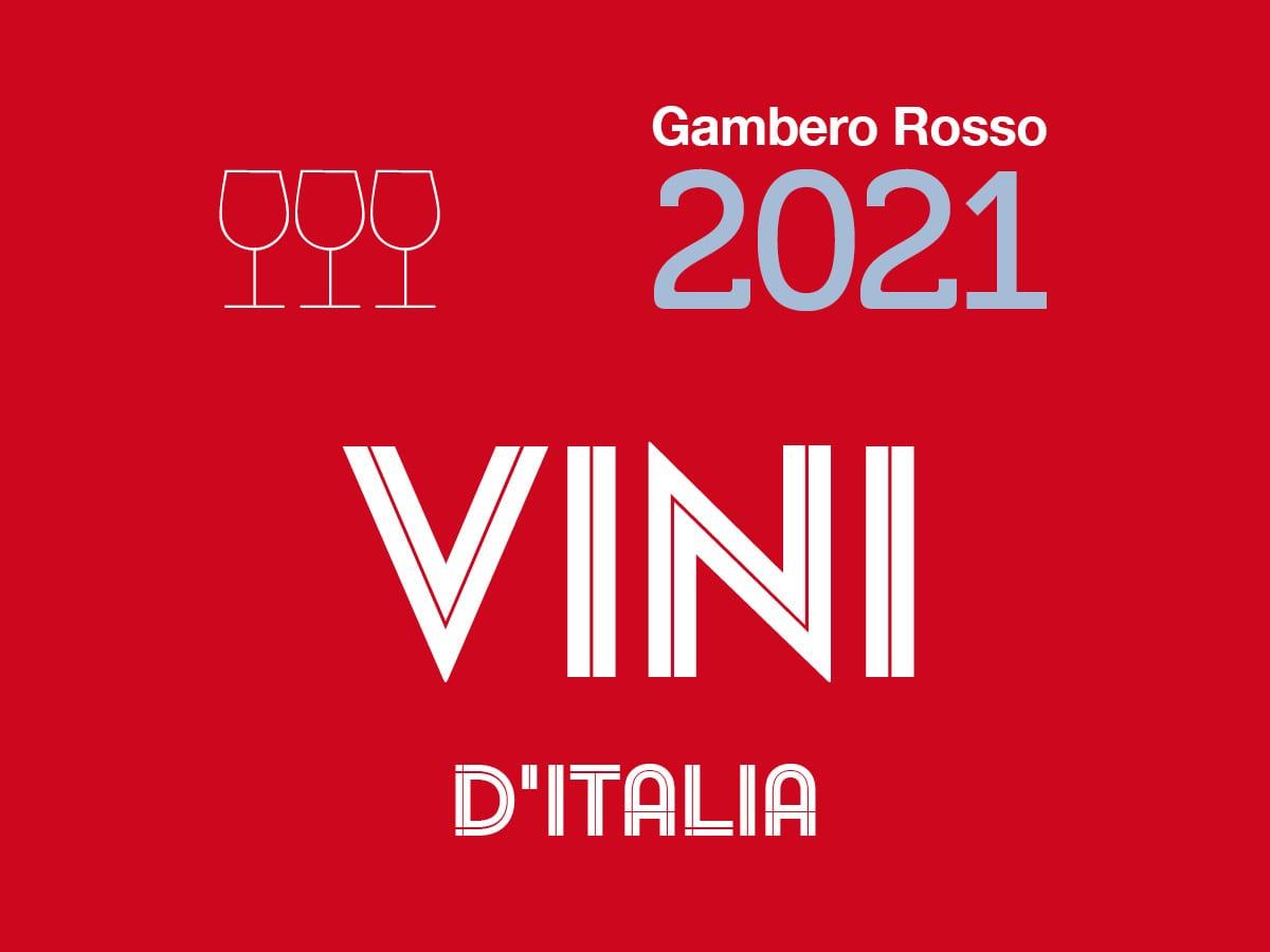 Guida Vini d'Italia 2021. La Guida dei Record