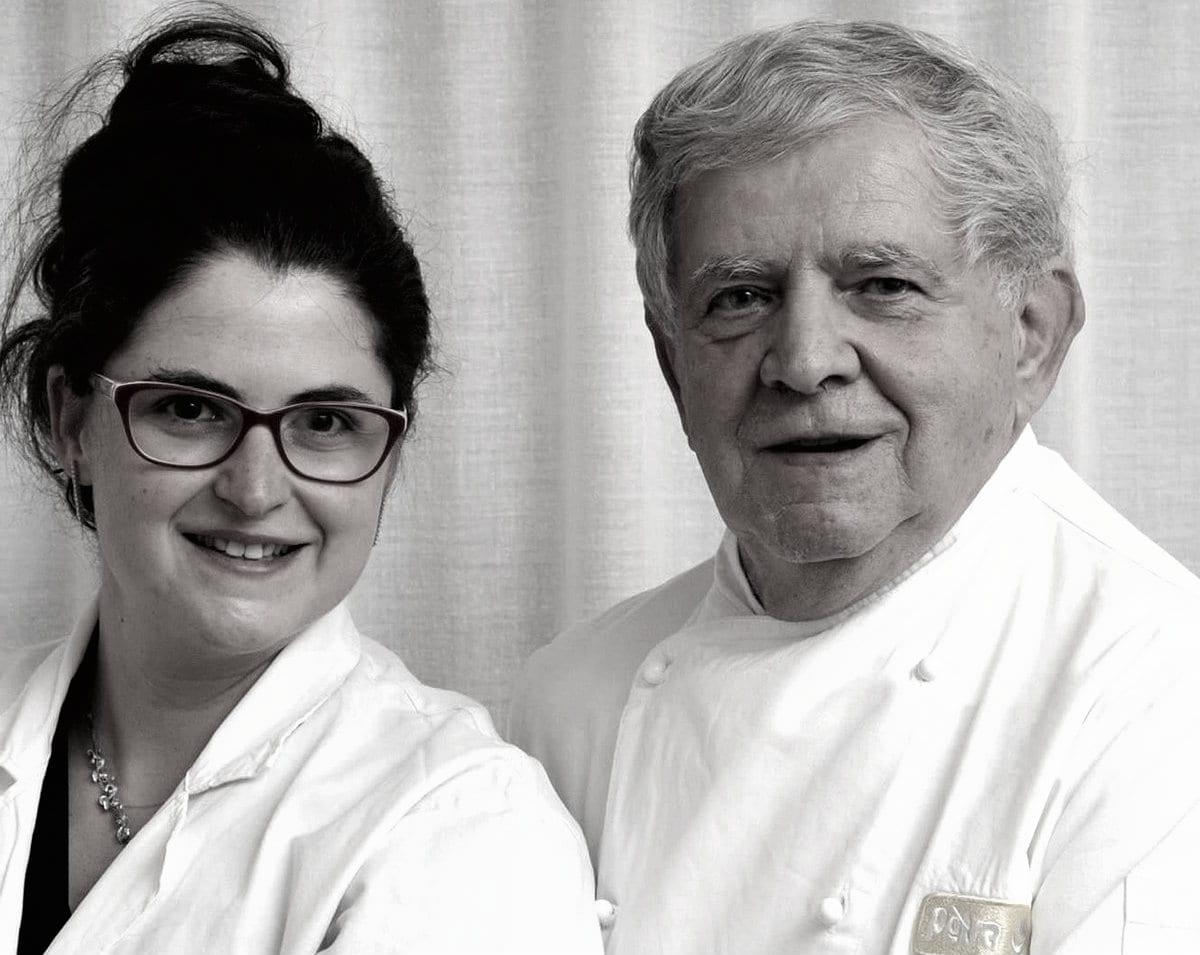 Francesca e Rolando Morandin