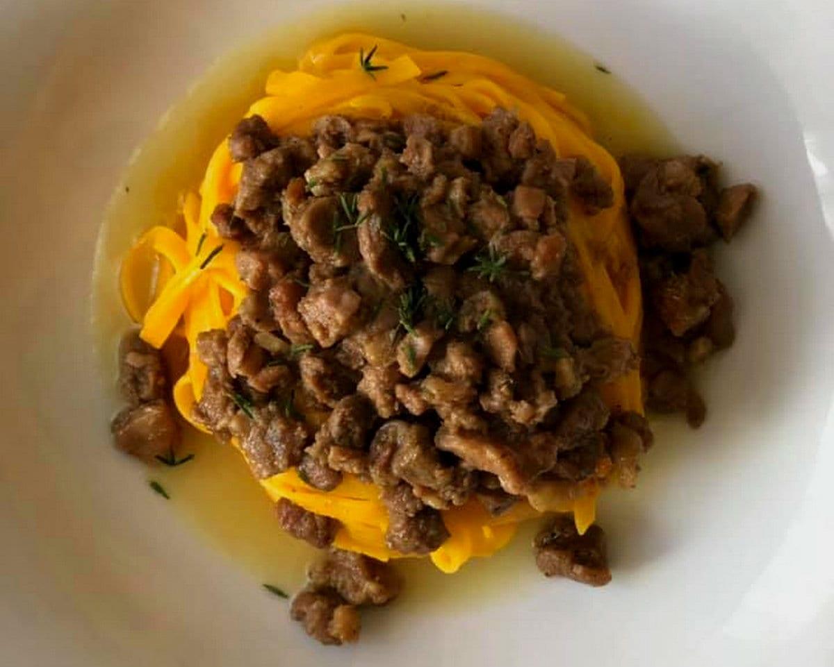 montefalco ristoranti - Foresteria Alzatura
