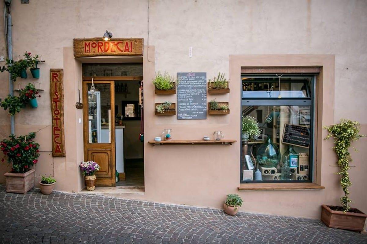 montefalco ristoranti - Mordecai