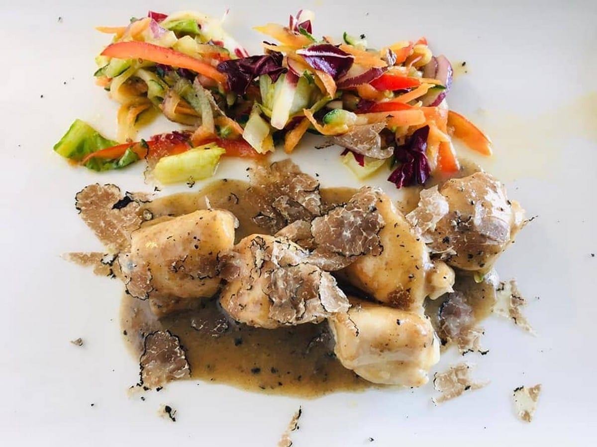 montefalco ristoranti - Re Tartù
