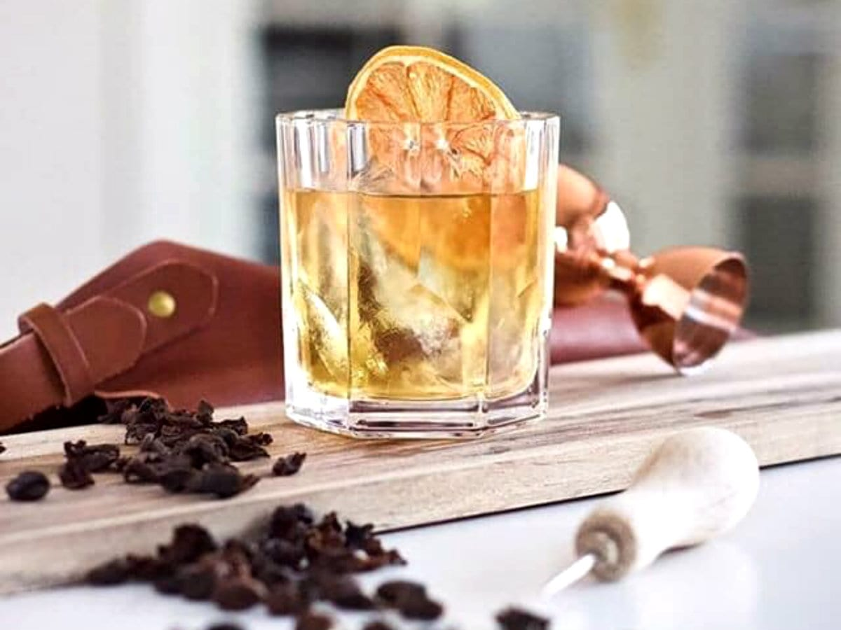 Amaro Venti - cocktail