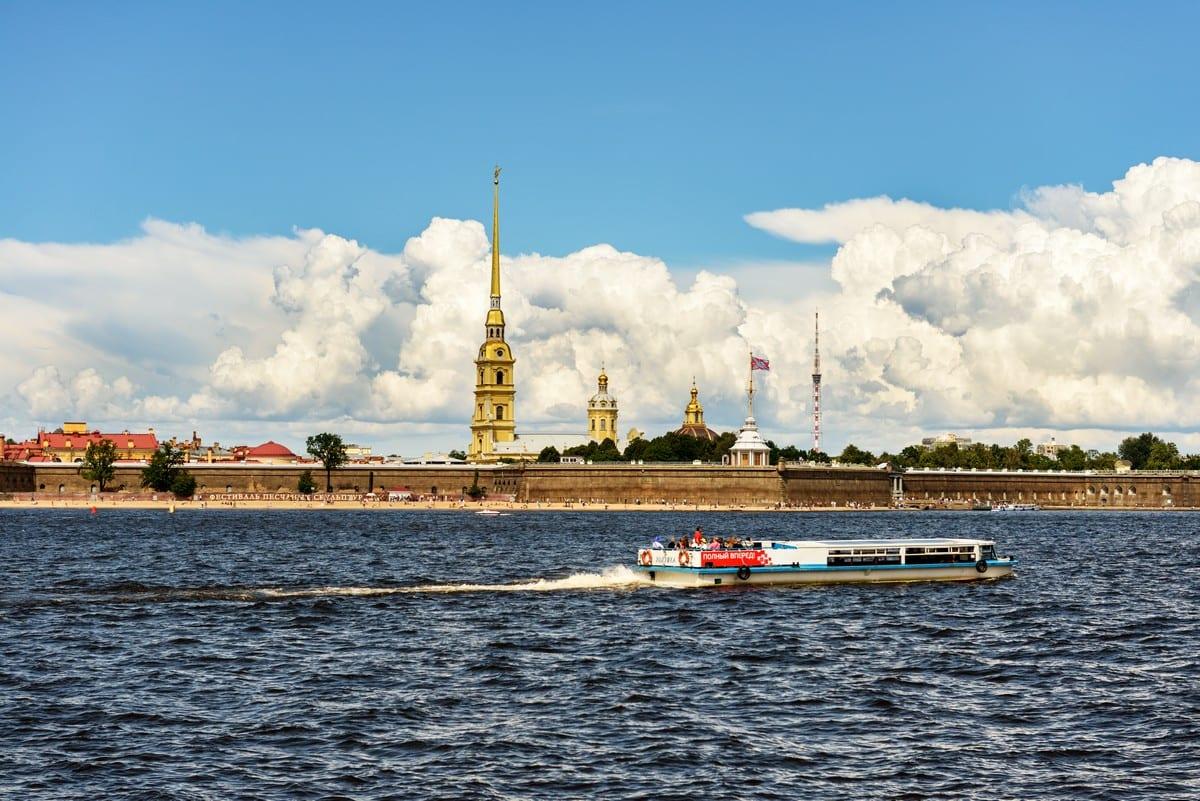 San Pietroburgo ristoranti