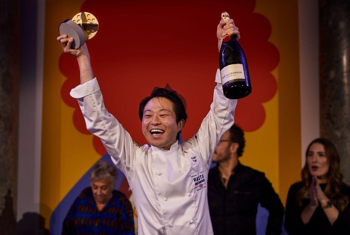 Keito Yuge, Master of Pasta 2019