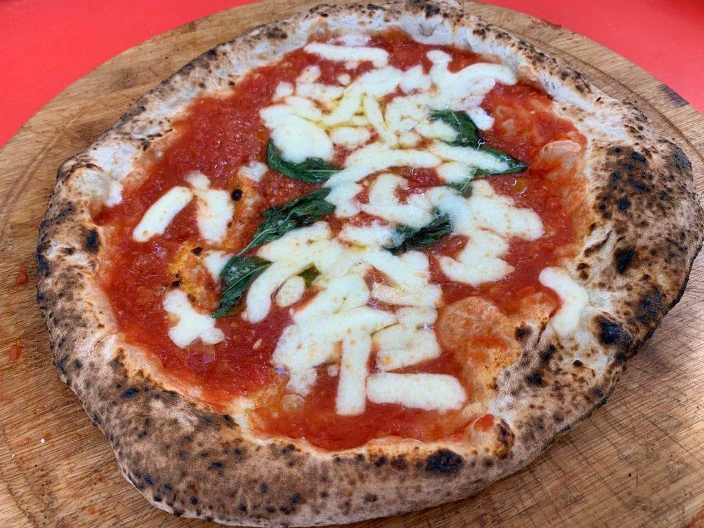 La pizza margherita di Carmnella