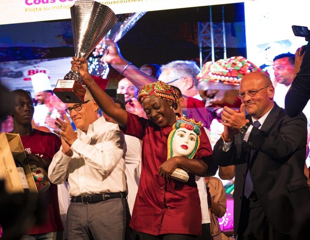 Cous Cous Fest 2019 La vincitrice Senegal