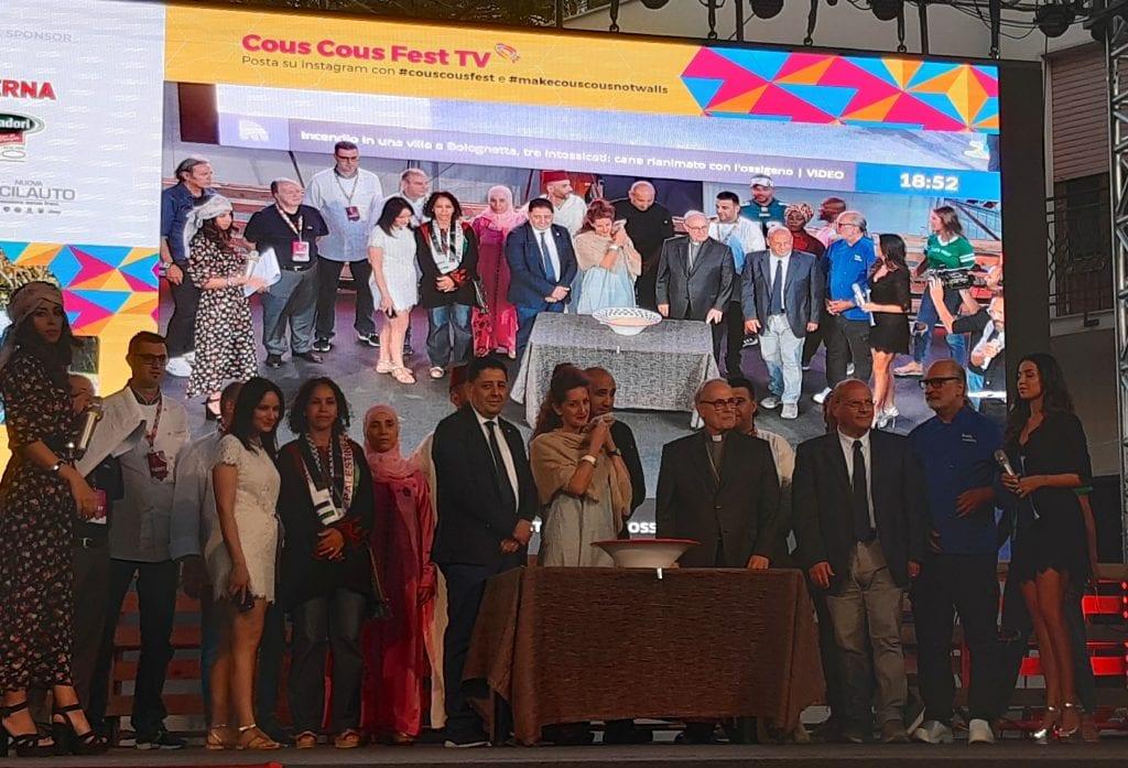Cous Cous Fest 2019. foto di gruppo