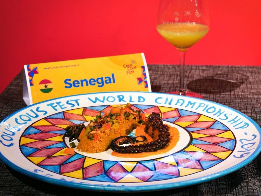 Cous Cous Fest Piatto del Senegal
