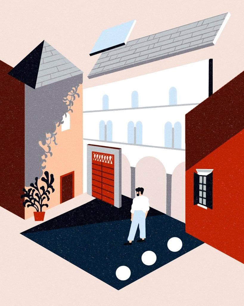 De Buris. Inverno Illustratore Andrea Mongia