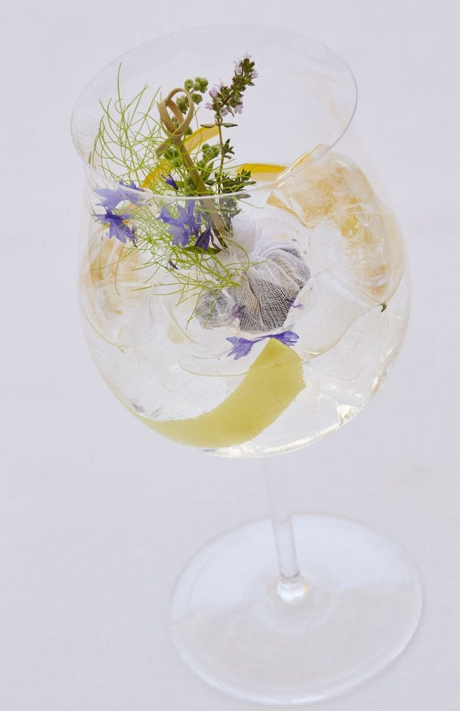 gabbiano bar cipriani baron gin tonic