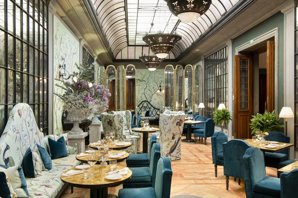 Hotel Helvetia e Bristol di Firenze