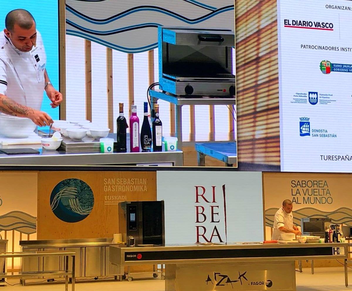 Jefferson Rueda - Gastronomika