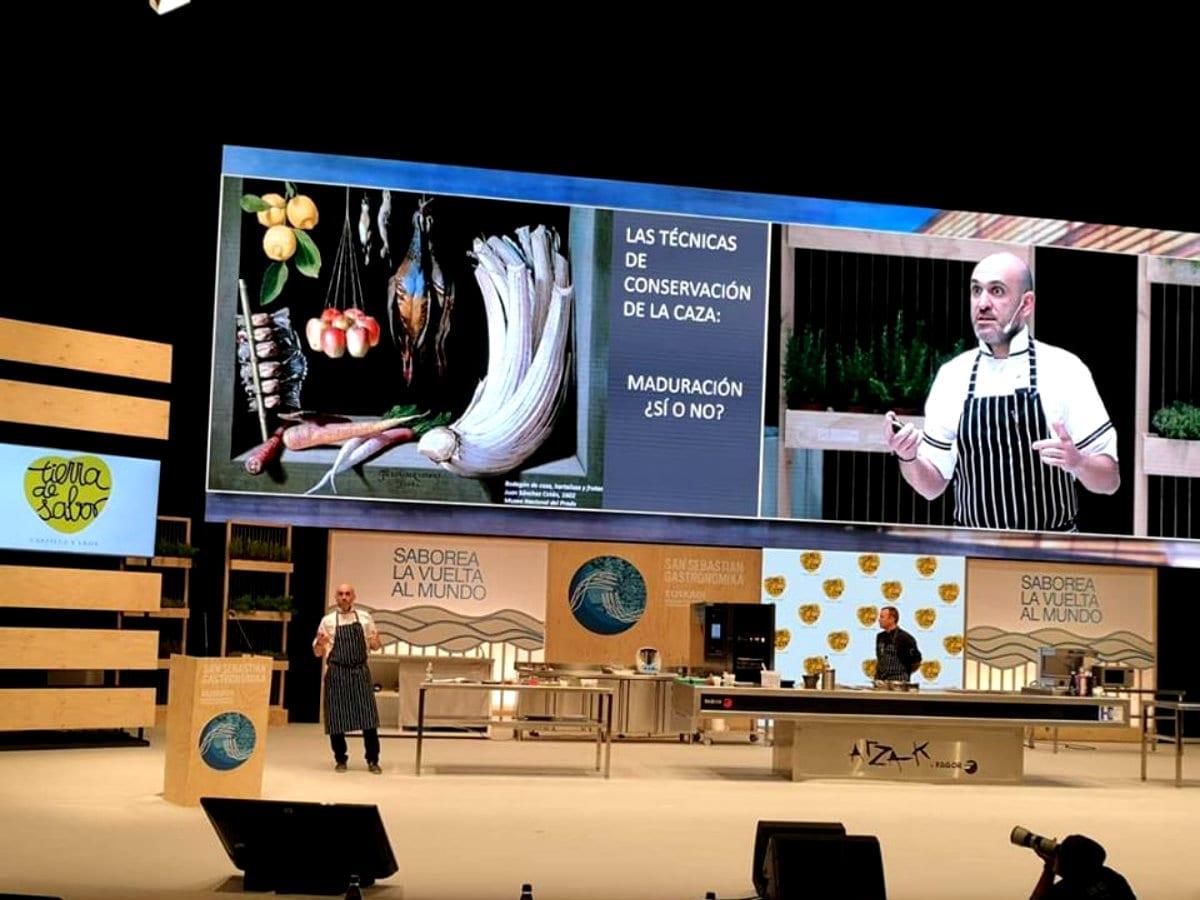 Luis Alberto Lera - Gastronomika