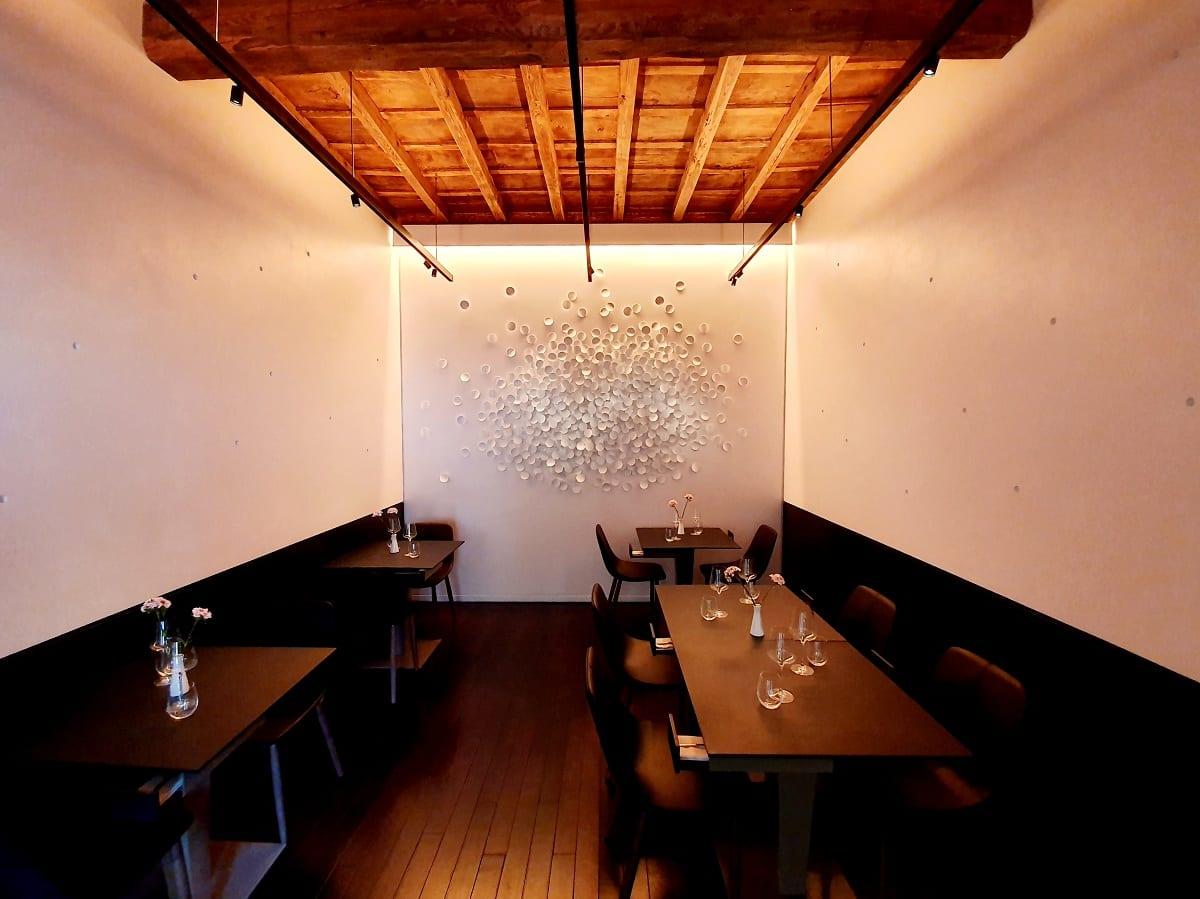 Il nuovo spazio di Per Me, sala progettata da Alvisi e Kirimoto