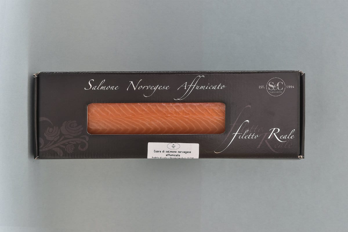 Salmone affumicato FoodLab Norvegese