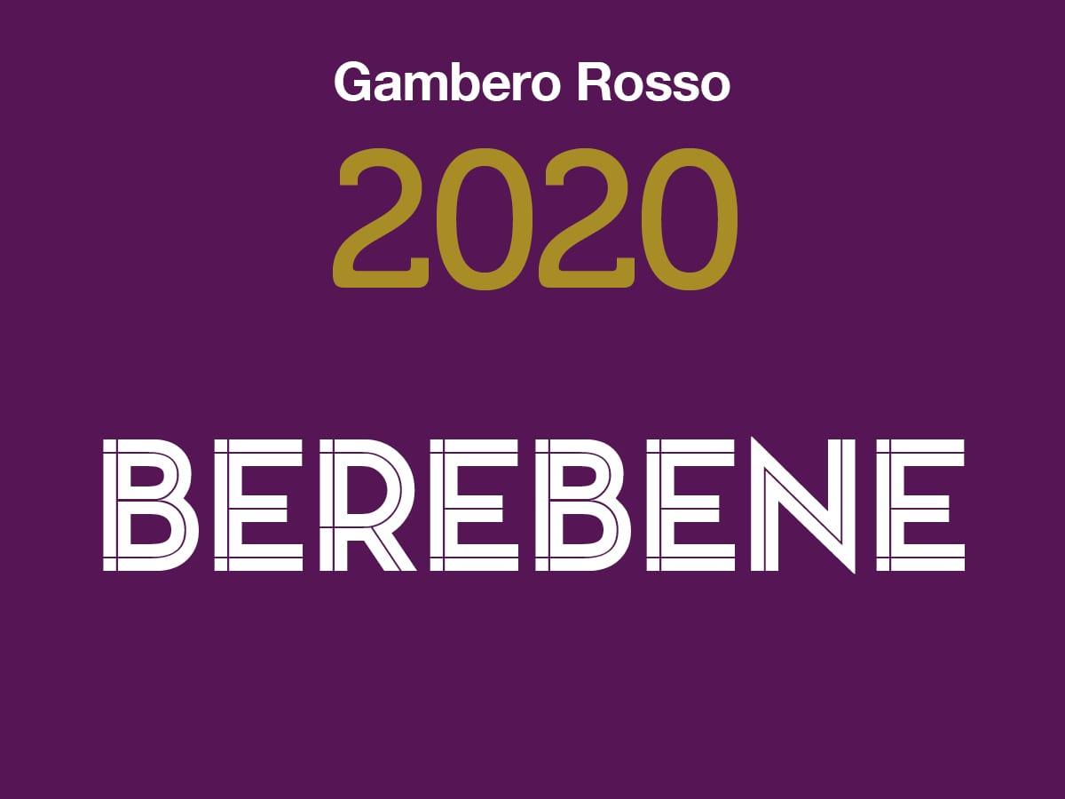 La locandina di Berebene 2020