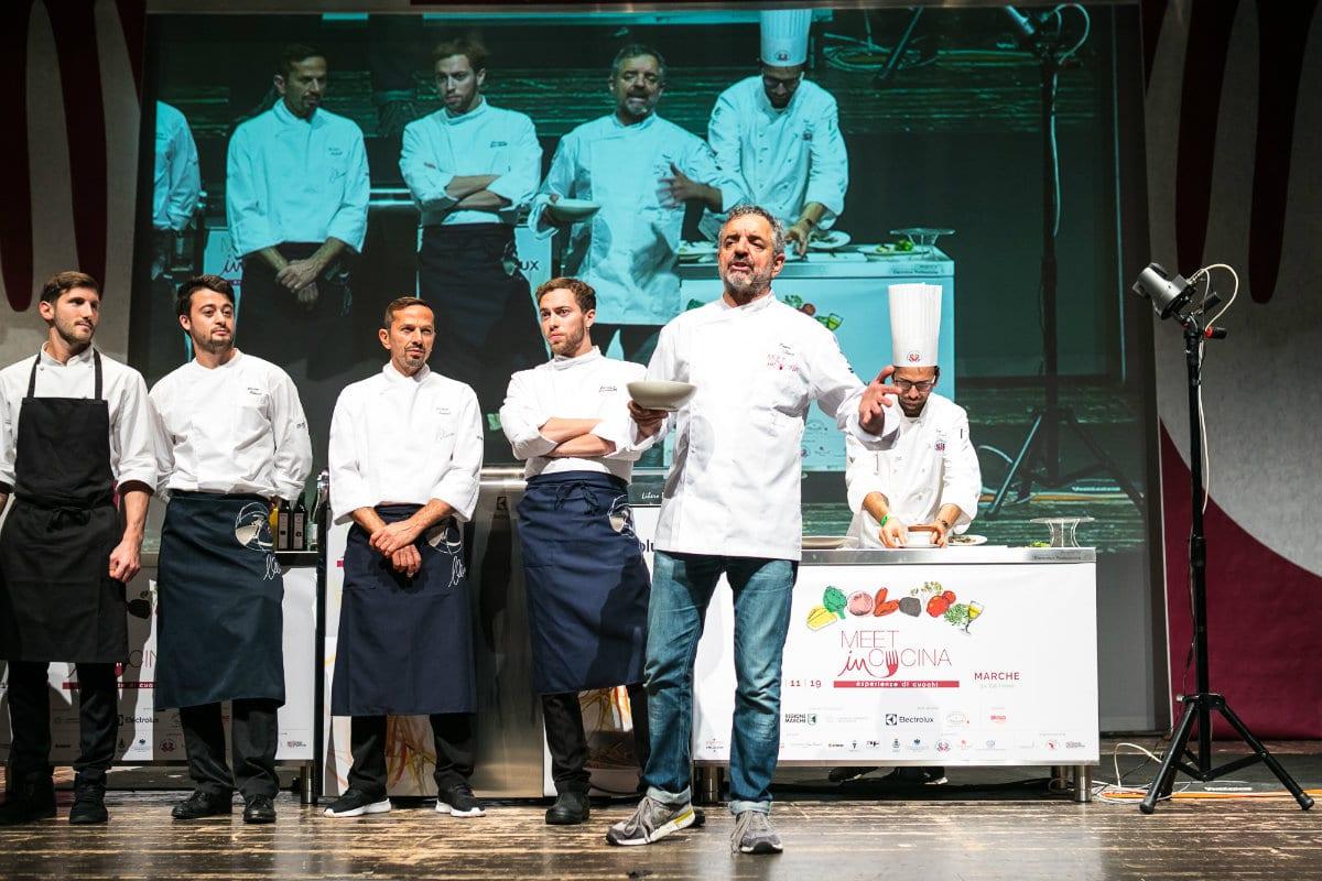 Meet in cucina Alberto Blasetti Ph