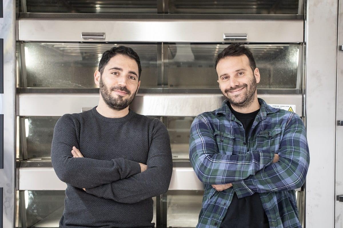 Pasquale Polito e Davide Sarti