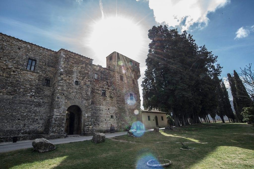 Castello del Trebbio sede del master Cambium