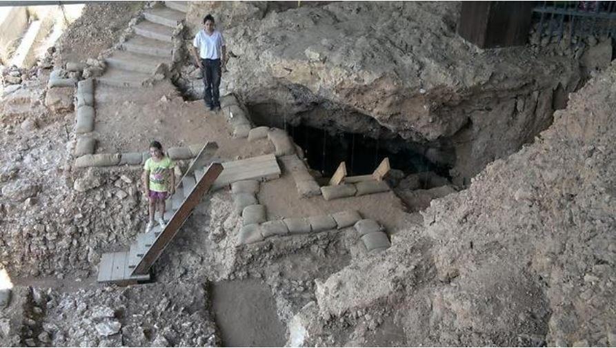 La grotta di Qesem, sito archeologico del Paleolitico