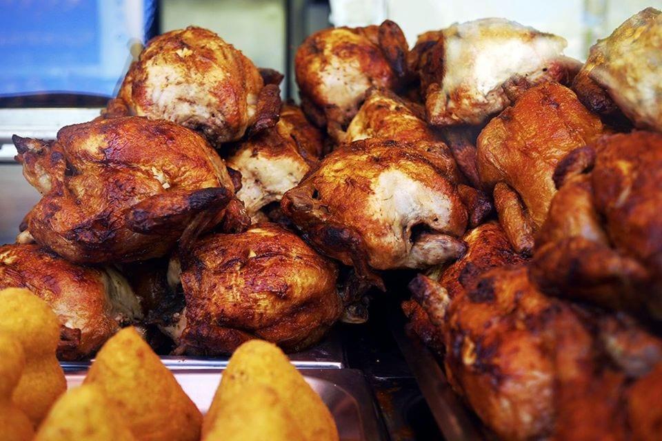 I polli allo spiedo di Giannasi