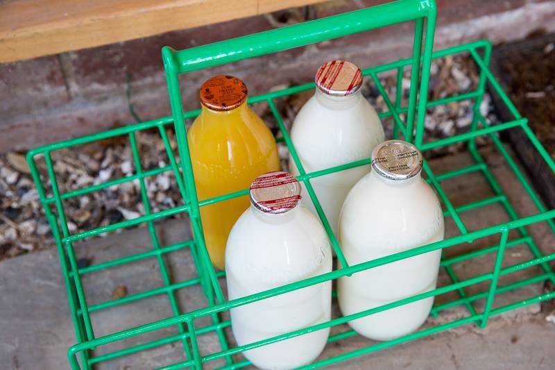 Latte in vetro, Milk&More