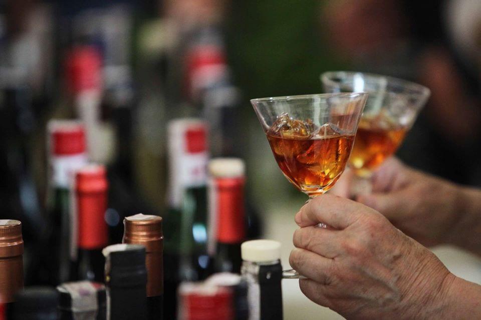 Due bicchierini di vermouth