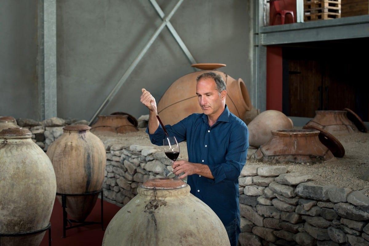 Armenia vino