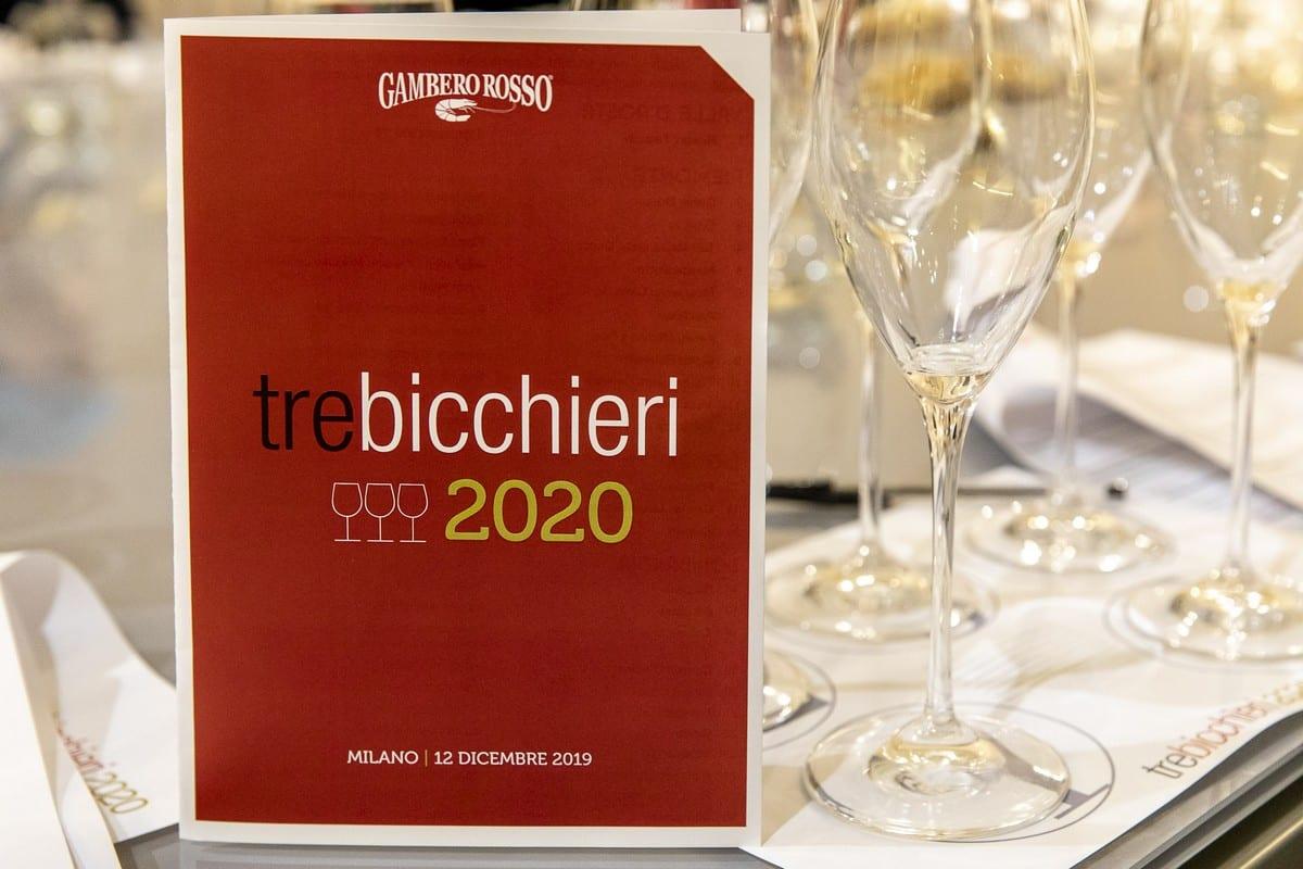 Tre Bicchieri 2020. Milano