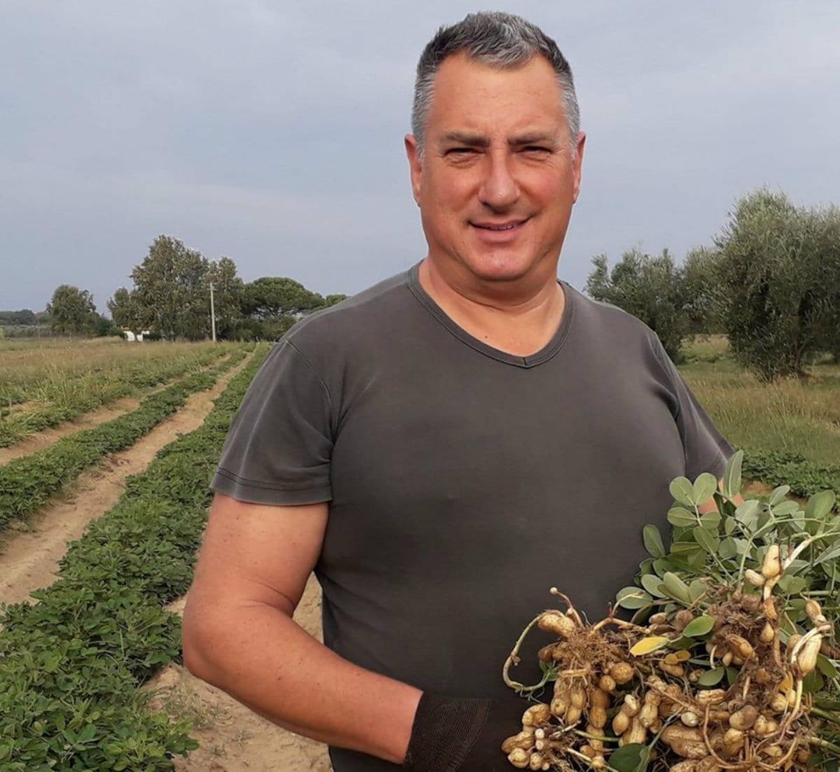 Marco Razzolini arachidi italiane