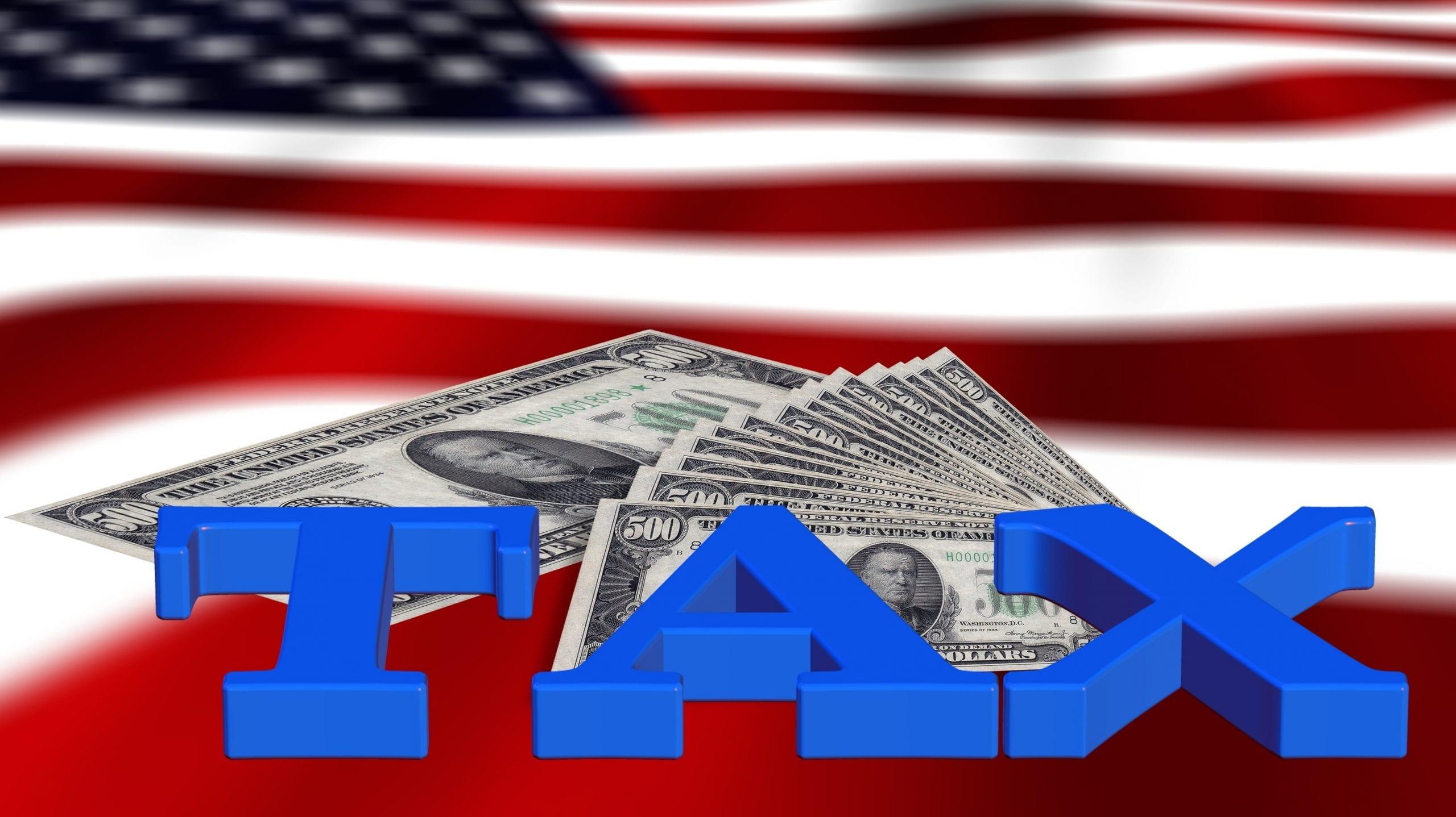 Dazi usa taxes- Foto di Gerd Altmann da Pixabay (1)