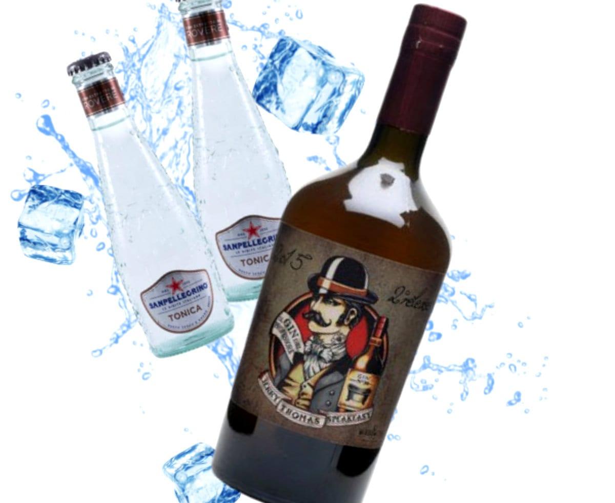 Gin del Professore su Winelivery drink delivery