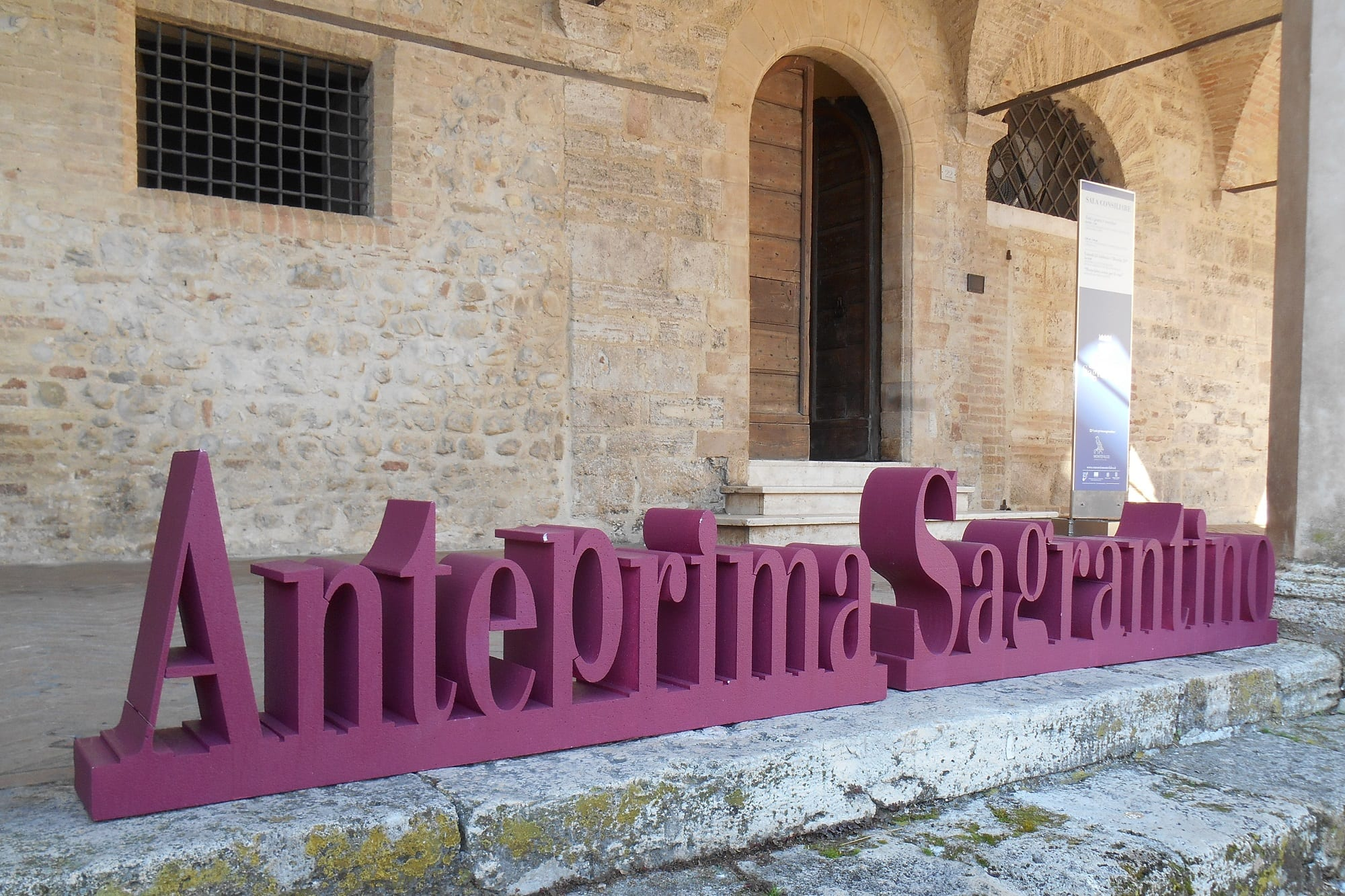 Anteprima Montefalco Sagrantino 2016 e i bianchi dell'Umbria. Le nostre scelte