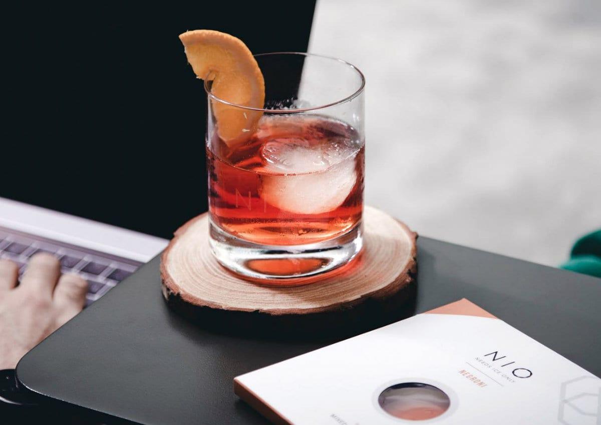 Nio 2 drink delivery