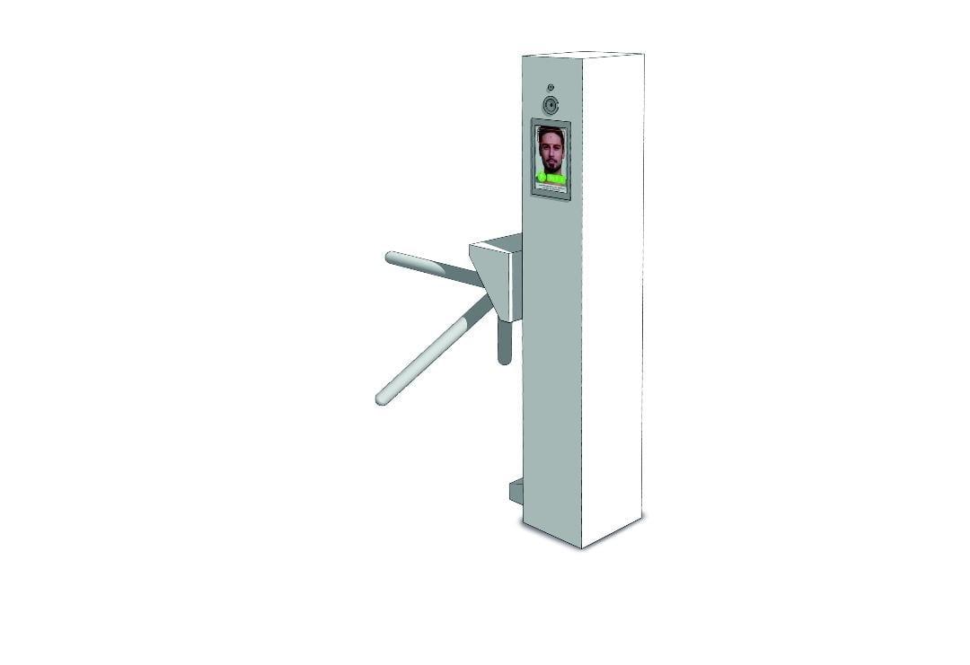 Un render del termometro Taacfatto