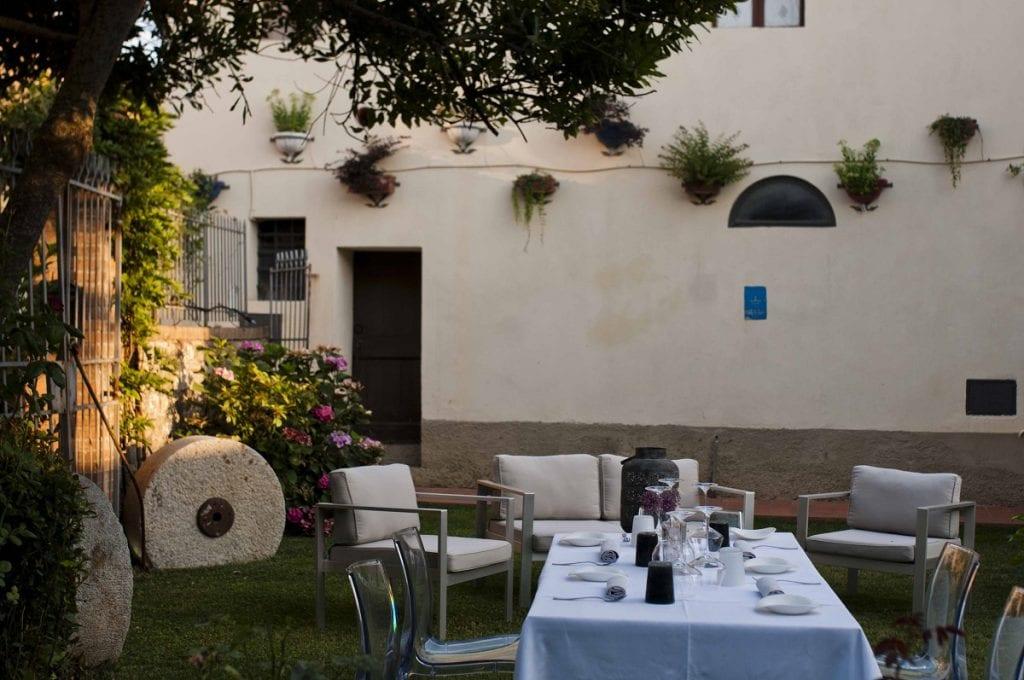 Il giardino de L'Asinello a Villa a Sesta