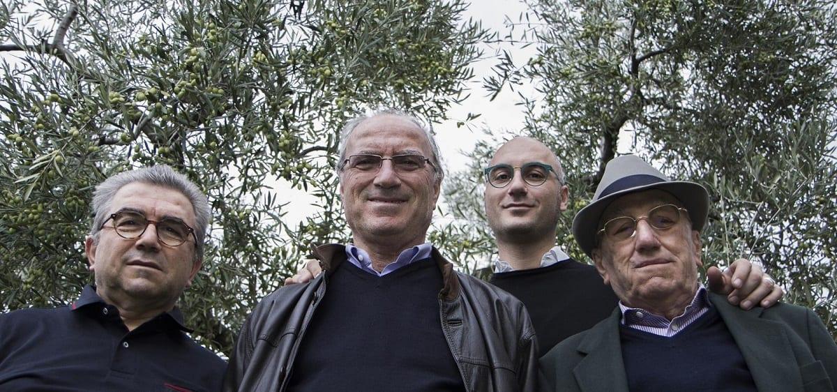 I prduttori dell'Antico Frantoio Muraglia