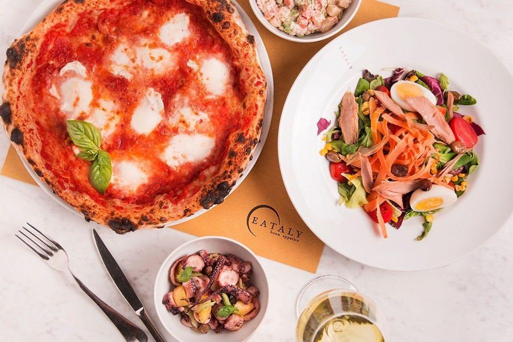 pizza Eataly
