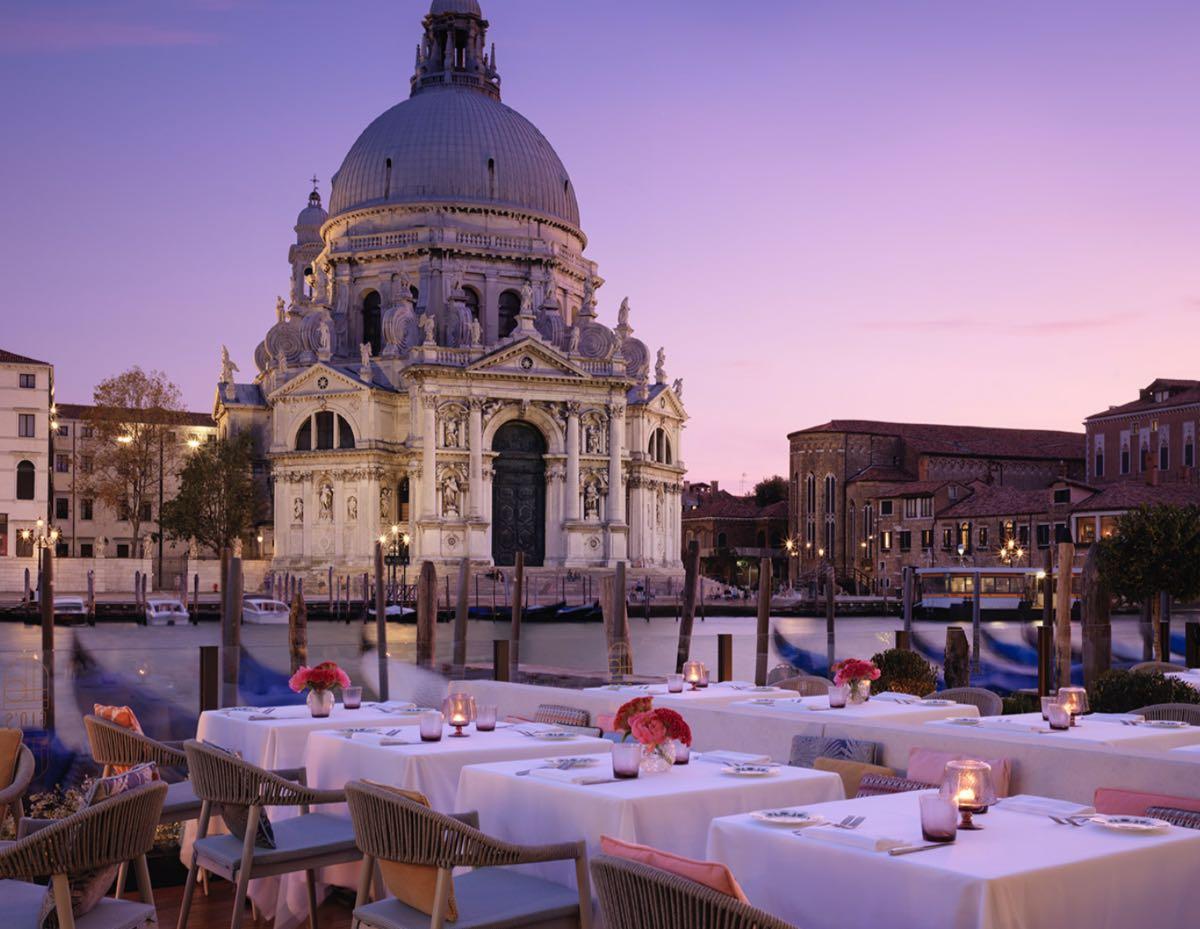 Gio's di The St. Regis Venice - Mangiare all'aperto a Venezia