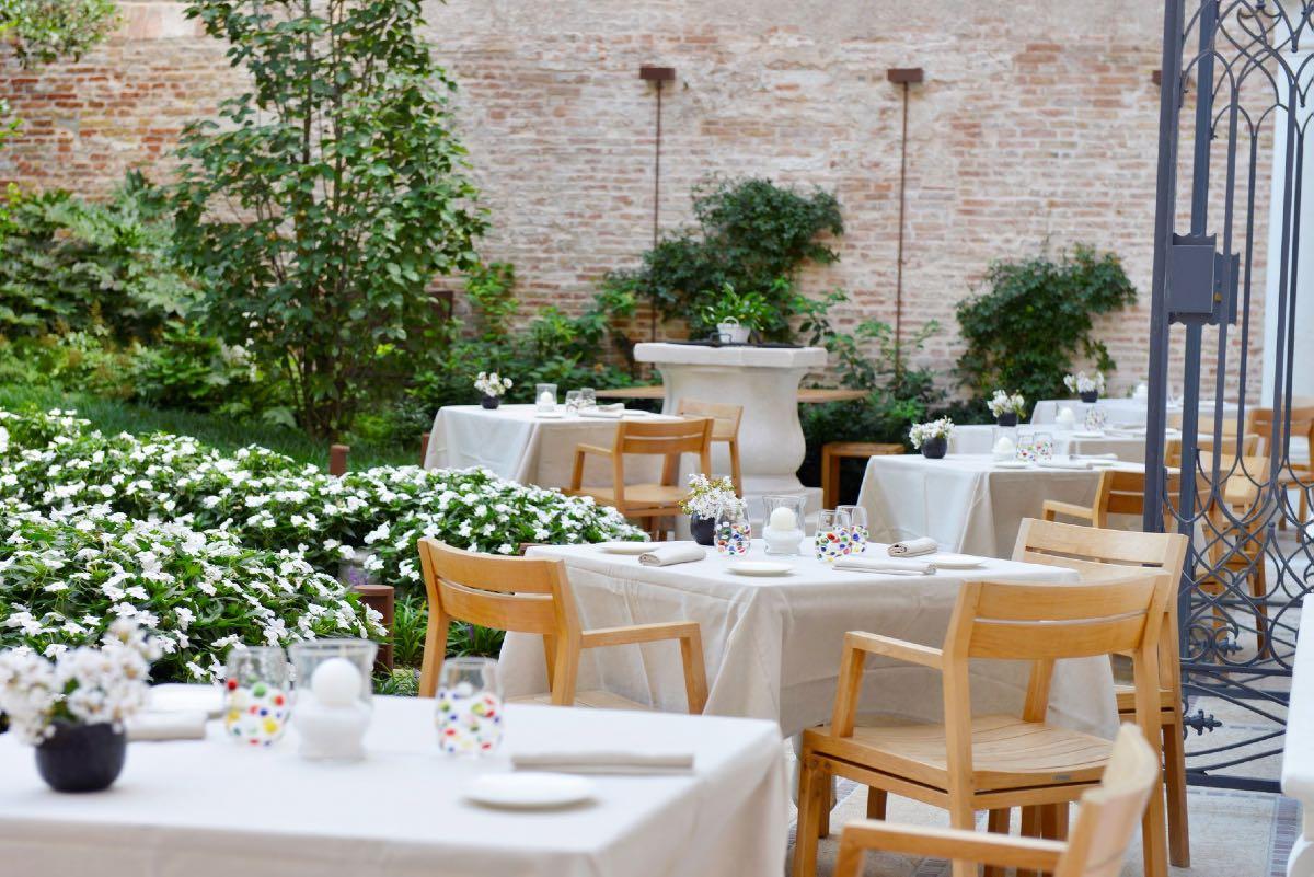 Glam - mangiare a Venezia all'aperto
