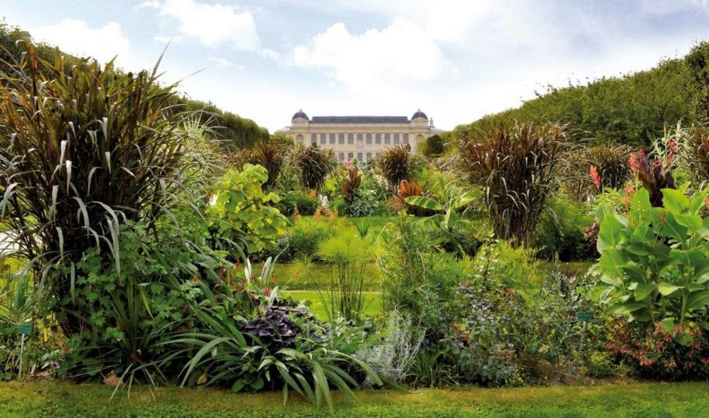 Il giardino botanico di Nantes