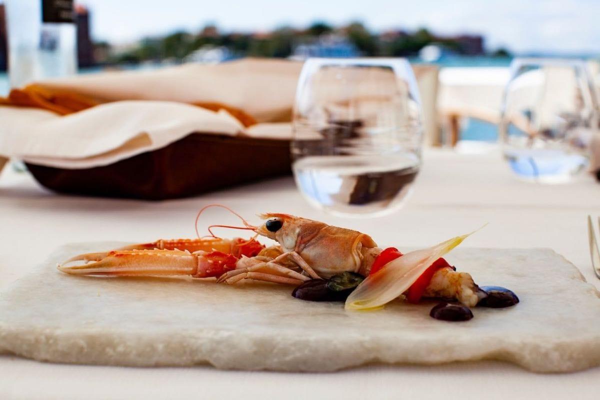 mangiare a Venezia all'aperto - Riviera Ristorante per Onnivori