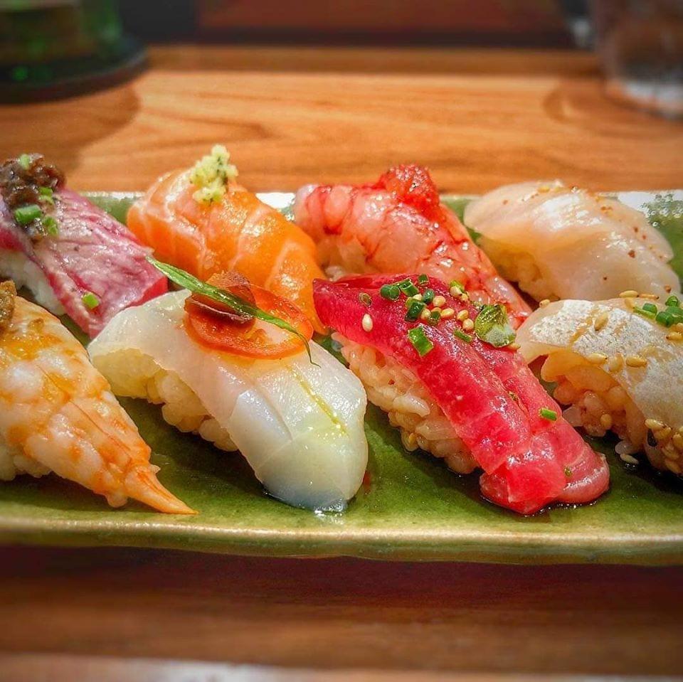 il sushi di Wicky's