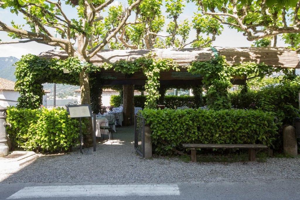 I migliori ristoranti da provare sul Lago di Como: Alle Darsene di Loppia